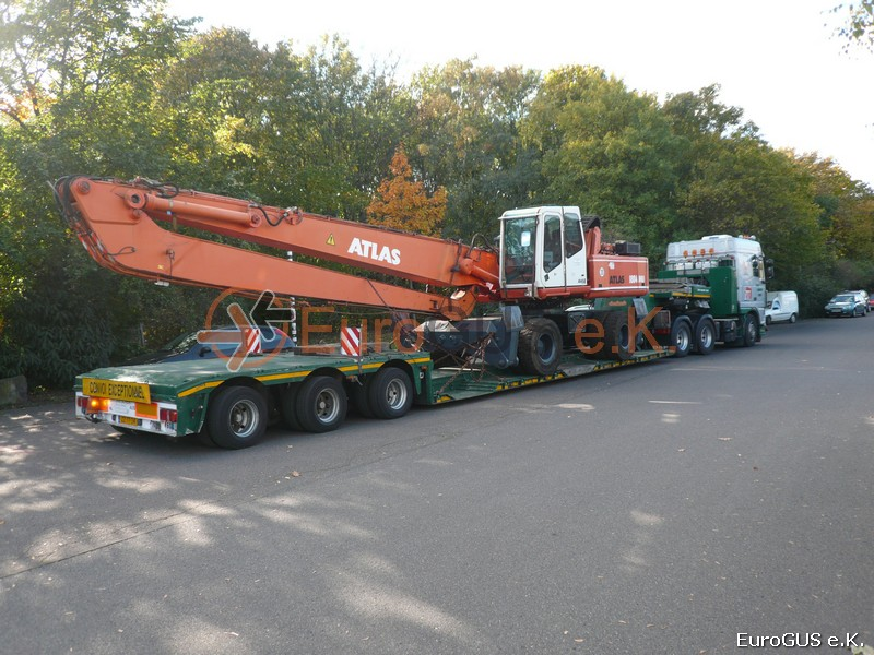 Heavy and oversized transport