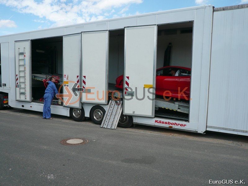 VIP Transport Überführung