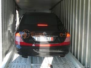 kfZ-Überführung, Autotransport, Spedition Russland, Luxusauto
