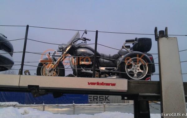 Motorcycle Rewaco CT2300T