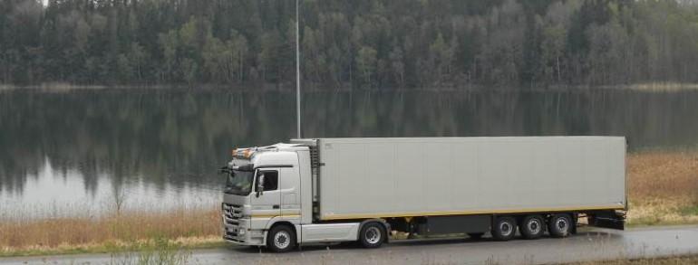 Truck transports (Cargo)