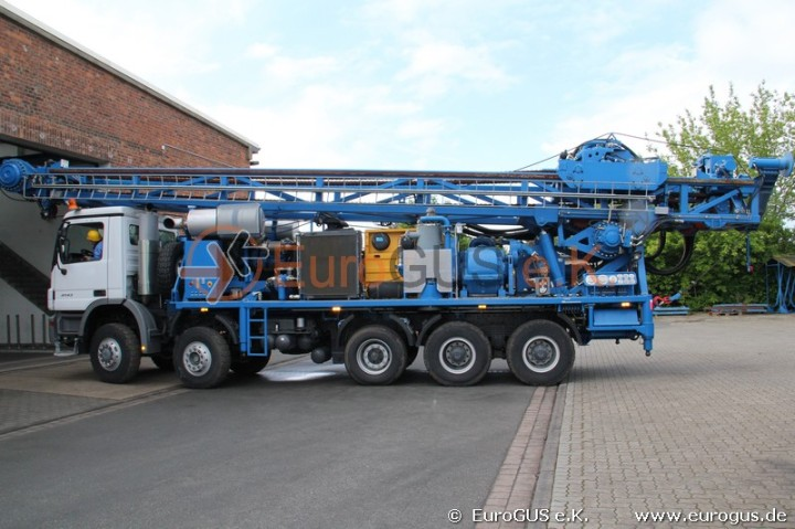 Vertical Drilling Rig  multimodal transport