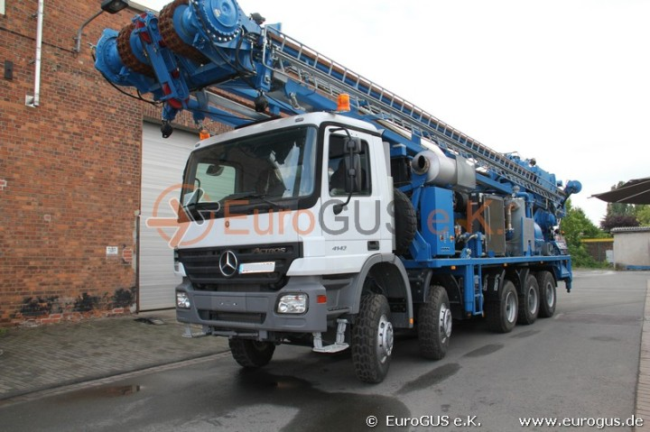 Vertical Drilling Rig