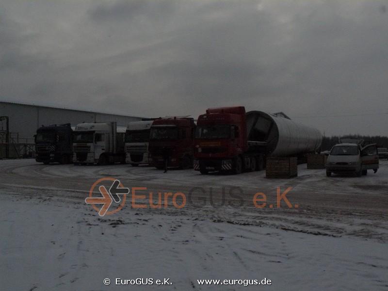 Windkraftanlage Belarus
