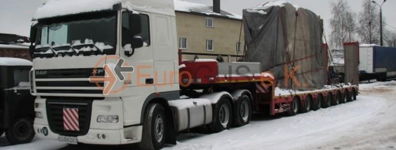 Transformer – special transport to Kazakhstan