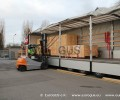 Transports to Turkmenistan – as part or full load by truck